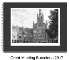 Great-Meeting Barcelona 2017