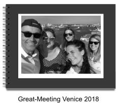 Great-Meeting Venice 2018