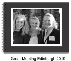 Great-Meeting Edinburgh 2019